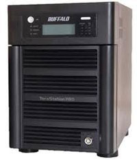 Buffalo TeraStation Pro II 2TB NAS Network Attached Storage TSH20TGLR5 2Tb RAID