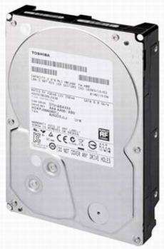 Toshiba 3000GB drives