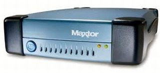 Maxtor Personal Storage 5000DV FireWire And USB 2.0 160Gb Recovery