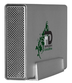 Data Recovery: External Fantom G-Force ESATA/USB2.0 GF1000EU 1Tb