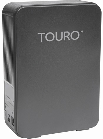 Data Recovery: External HGST TOURO Desk DX3 HTOLDX3LB40001ABB 4Tb
