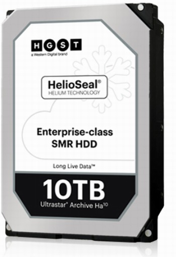 Data Recovery: Ultrastar Archive Ha10 HMH7210A0ALE600 0F23364 10Tb
