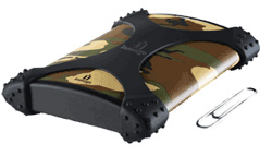 Data Recovery: External Iomega EGo Camo USB2.0 250Gb