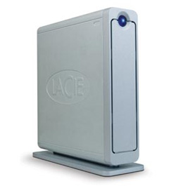 Lacie Ethernet Disk Mini - Home Edition 500Gb Recovery