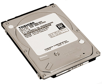 Data Recovery For Toshiba 2.5-inch SATA MQ01ABD025 250G