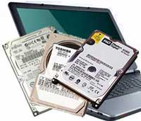 Data recovery for mobile HDD