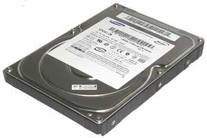 Data Recovery For Samsung SpinPoint VL40 SV0211H 20G Hard Drive