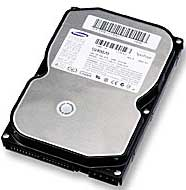 Data Recovery For Samsung SpinPoint V40 SV6013H 60G Hard Drive