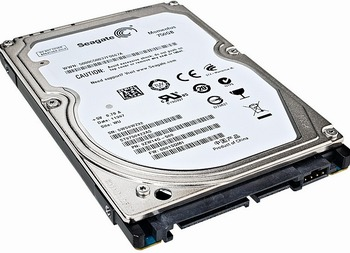 Data Recovery For Seagate Momentus 5400 SATA ST9640320AS 640G