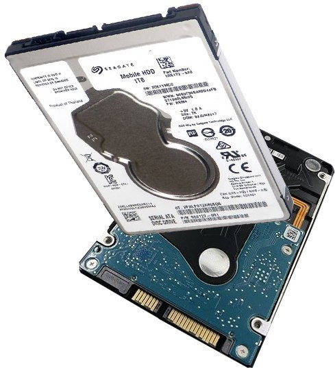 Data Recovery For Seagate Mobile HDD 1TB ST1000LM035 1000G