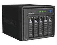 Synology Disk Station 5-bay SATA NAS Network Attached Server DS509 10Tb RAID