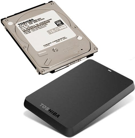 Toshiba 1000GB drives