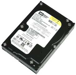 WD1600JD - WD Caviar SE Serial ATA, 160 Gb Hard Disk Recovery
