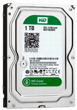 WD10EADS - WD Caviar Green, 1000 Gb Hard Disk Recovery
