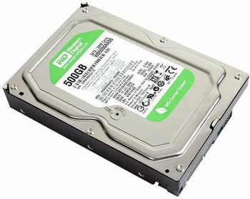 WD7500AADS - WD Caviar Green, 750 Gb Hard Disk Recovery
