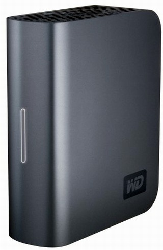 Western Digital My Book Office Edition WDH1B5000 500Gb Recovery