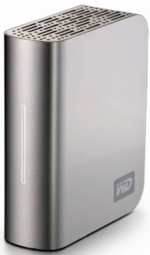 Western Digital My Book Studio Edition WDH1Q5000 500Gb Recovery