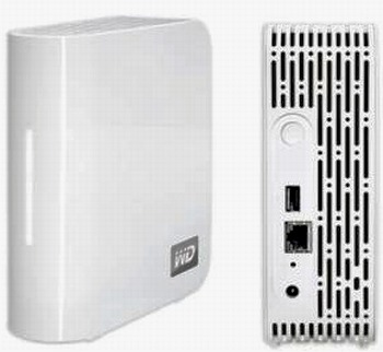 Western Digital My Book World Edition WDG1NC5000 500Gb Recovery