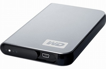 Western Digital My Passport Elite WDMLRC2500 250Gb Recovery