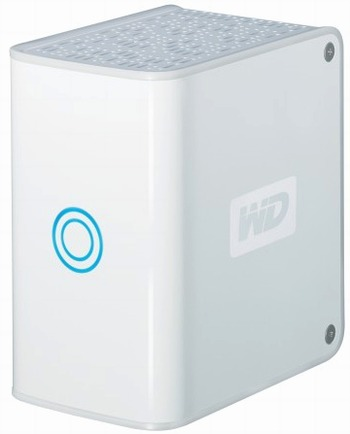 Western Digital My Book World Edition II WDG2NC10000 1Tb RAID