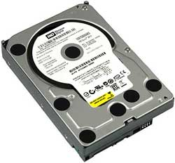 WESTERN DIGITAL 80GB drives