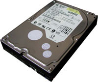 WESTERN DIGITAL 200GB drives