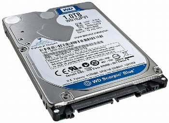 Data Recovery For Western Digital WD10JPVT 1000G